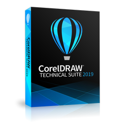 CorelDRAW Technical Suite Enterprise CorelSure Maintenance Renewal (1 Year)(51-250)